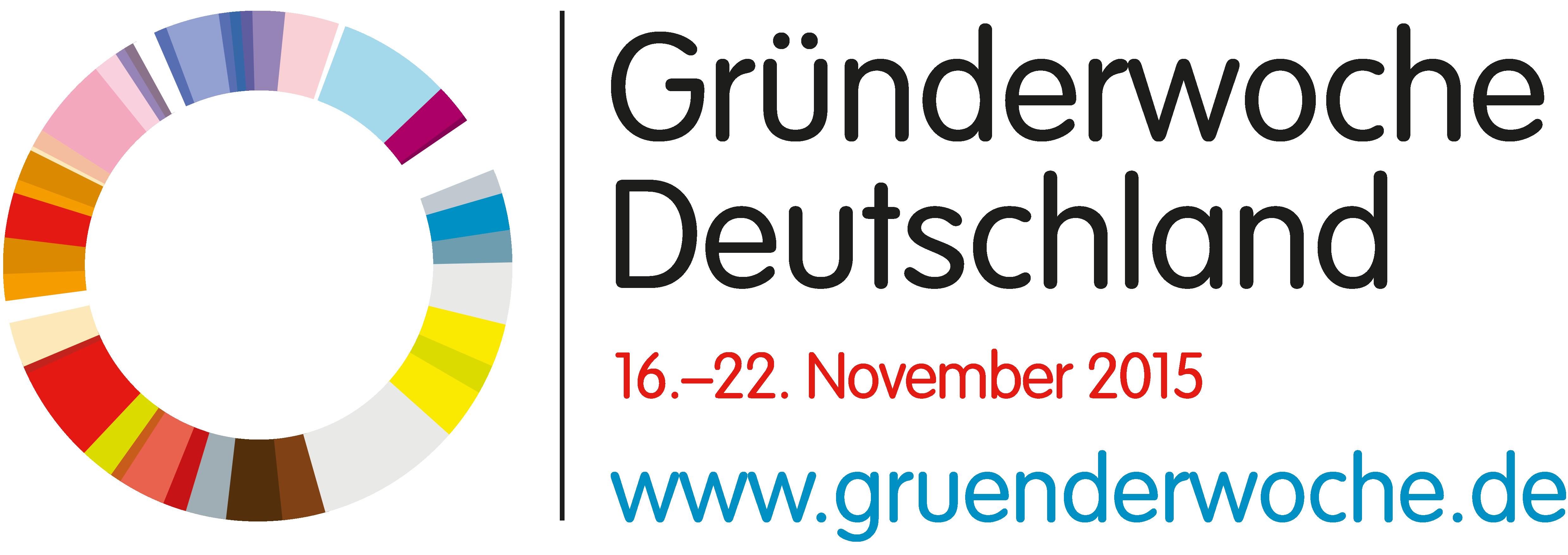 Gründerwoche 2015 findet auch im PIZ Chemnitz statt.