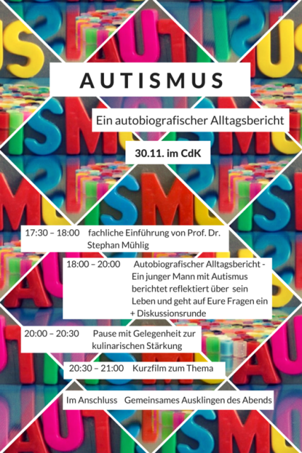 Poster Autismus_Blog