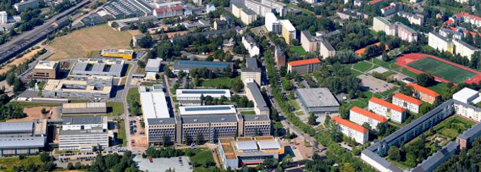 TU Chemnitz Campus