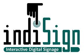 Logo des indiSign-Projekts