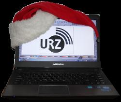 URZ-Logo im Inkscape