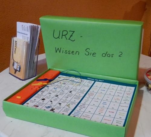 URZ-Spiel