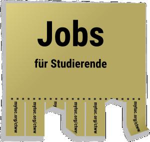 Abreißzettel Jobs für Studierende