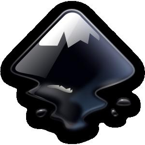 Inkscape-Berg