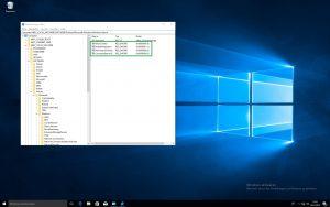 Cortana Registry