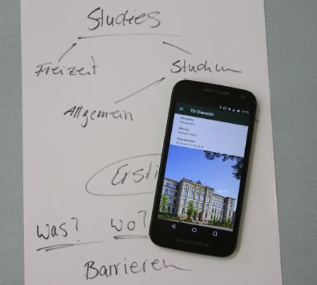 Studentische Hilfskräfte für Android-Programmierung gesucht