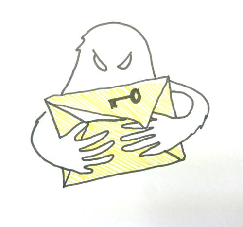 böser Postleser