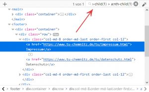 Firefox Entwicklerkonsole