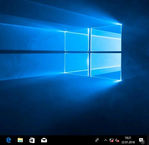 Ausschnitt Bildschirm Windows 10