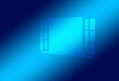 Fenster stilisiert