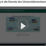 Einführungsvideo URZ